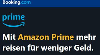 """Bild zu [Info] Amazon Prime Mitglieder: """"Genius"""" Status bei Booking.com gratis + 10% als Reiseguthaben zurück"""