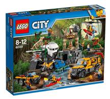Bild zu LEGO City – Dschungel-Forschungsstation (60161) für 49,99€ (Vergleich: 64,90€)
