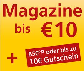 Bild zu [nur noch heute] Deutsche Post Leserservice: Probeabos unter 10€ mit 10€ Gutschein oder 850 Payback Punkte