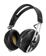 Bild zu SENNHEISER MOMENTUM 2 Wireless Over-ear Kopfhörer (Bluetooth, Schwarz) für 222€ (Vergleich: 265,10€)