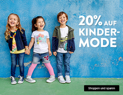 Bild zu Galeria Kaufhof Dienstagsangebot: 20% Rabatt auf Kindermode
