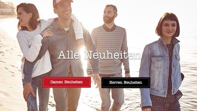 """Bild zu Mustang: 20% Rabatt auf """"Alles"""" für Neukunden"""