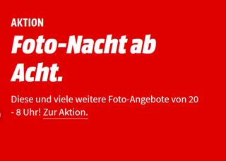 """Bild zu MediaMarkt """"Foto Nach ab Acht"""" , z. B. SANDISK Extreme®, SDXC Speicherkarte, 128 GB, 90 MB/s für 22€"""