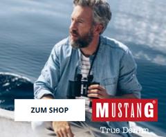 Bild zu Mustang: Sale mit bis zu 50% Rabatt + nun 25% Extra-Rabatt dank Gutschein