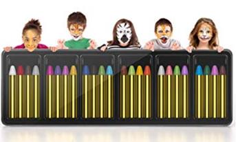 Bild zu [Prime] INVOKER Schminkstifte Set (24 Farben) für 4,99€