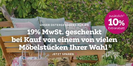 Bild zu Mömax: 24,36% Rabatt auf Möbelstücke