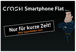 Bild zu [endet heute] Telekom Netz mit 1GB Datenflat (bis zu 21Mbit) und 100 Freiminuten für 3,99€ im Monat