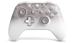 Bild zu Microsoft Xbox Wireless Controller Phantom White für 46,06€