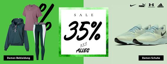 Bild zu [Top] MySportswear: 35% Rabatt auf Alles + kostenloser Versand / Rückversand