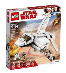 Bild zu LEGO Star Wars – Imperiale Landefähre (75221) für 49,99€ (Vergleich: 74,99€)
