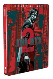 Bild zu John Wick: Kapitel 2 (Steelbook-Edition) – (Blu-ray) für 9,99€ (Vergleich: 14,99€)