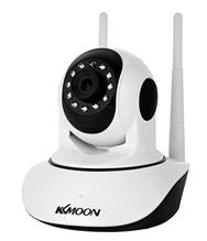 Bild zu IP Überwachungskamera Babyphone 1080P WiFi mit 2 Wege Audio für 29,90€