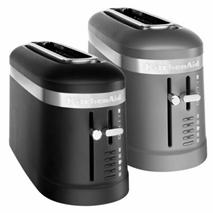 Bild zu [B-Ware] KitchenAid 5KMT3115 Langschlitztoaster (Cool-Touch-Oberfläche / Auftau-Funktion / 900 Watt) für je 69,99€ (Vergleich: 99,98€)