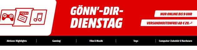 """Bild zu """"Gönn dir Dienstag"""" bei MediaMarkt so z.B. GTA 5 – Grand Theft Auto V [PlayStation 4] für 10€"""