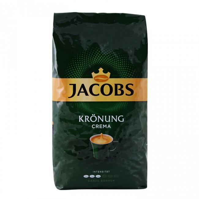 Bild zu 5 kg Jacobs Krönung Crema Kaffeebohnen für 44,62€ (Vergleich: 61,30€)