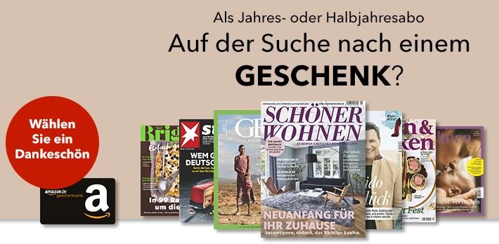 """Bild zu DPV: Verschiedene Zeitschriftenabos mit hoher Prämie, z. B. Jahresabo """"Auto Motor und Sport"""" für 99,90€ + 90€ Gutschein"""
