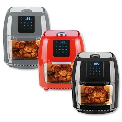 Bild zu [B-Ware] GOURMETmaxx XXXL Heißluft Fritteuse Airfryer mit Backofen für 99,99€ (Vergleich: 112,10€)