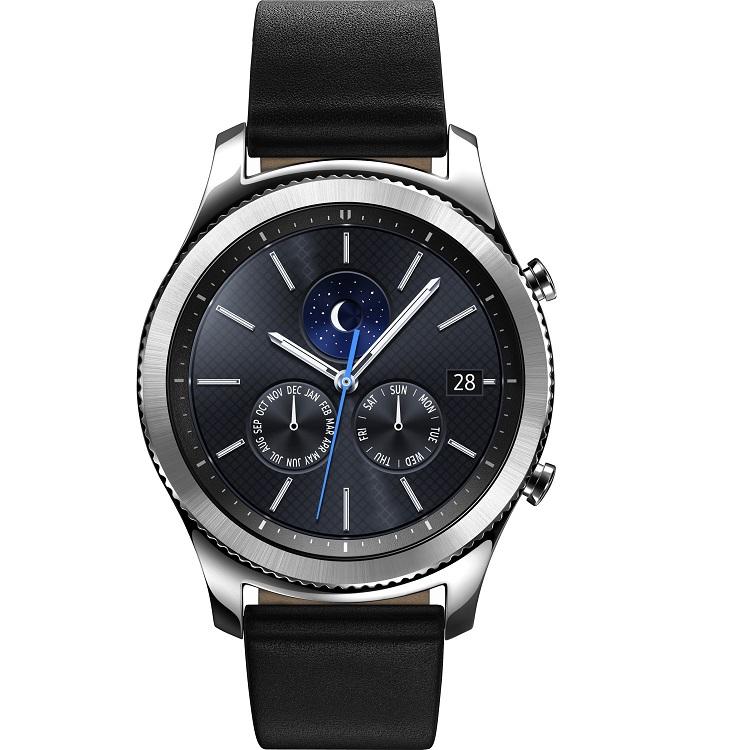 Bild zu Smartwatch Samsung Gear S3 Classic für 203,95€ (Vergleich: 243,90€)
