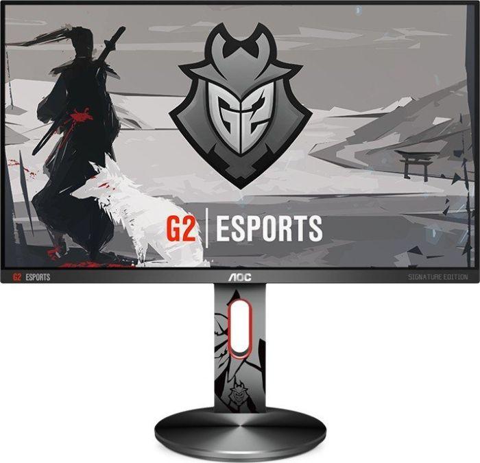 Bild zu 24,5 Zoll Monitor AOC G2590PX/G2 mit HDMI und DisplayPort für 209€ (Vergleich: 237,50€)