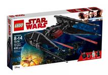 Bild zu LEGO Star Wars – Kylo Ren's TIE Fighter (75179) für 51,49€ (Vergleich: 64,16€)