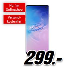 Bild zu [Top] SAMSUNG Galaxy S10 oder Huawei P30 Pro für je 299€ mit 20GB LTE Datenflat, SMS und Sprachflat im o2 Netz für 26,24€/Monat –Alternativ mit iPhone XR für 399€