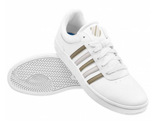 Bild zu K-Swiss Court Cheswick Sneaker für 29,94€ (Vergleich: 59,20€)