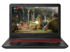 Bild zu ASUS FX504GM Gaming Notebook (Intel Core i5-8300H, GTX 1050 Ti, 4GB 8GB RAM, 1TB HDD) für 629,90€ (Vergleich: 699€)