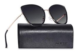 Bild zu AOFLY Polarisierte Damen Sonnenbrille in Katzenaugenform (UV400) für je 12,50€