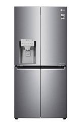 Bild zu LG GML 844P ZKZ Side-by-Side mit Wasserspender (431l, Edelstahl, A++)für 1.999€ (Vergleich: 2.338,90€)