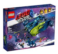 Bild zu The LEGO Movie 2 – 70835 Der Rexplorer von Rex! für 84,99€ (Vergleich: 104,99€)