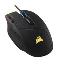 Bild zu Corsair Sabre RGB Gaming Maus (kabelgebunden, optischer Sensor Pixart PMW-3988, 10.000 dpi, RGB-LED Beleuchtung) für 30,98€ (Vergleich: 47,48€)