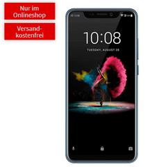Bild zu Super Select S Tarif (o2 Netz, Allnet/SMS-Flat + 3GB LTE Datenvolumen) inkl. ZTE AXON 9 Pro (einmalig 49€) für 14,99€/Monat