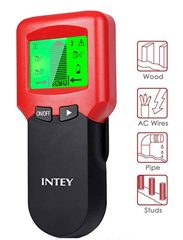 Bild zu INTEY 3in1 Ortungsgerät mit LCD Display für Holz, Metall, Rohre oder Stromleitungen für 12,73€
