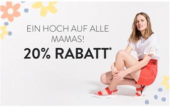 Bild zu Mirapodo: 20% Rabatt auf alle Damenschuhe & Taschen