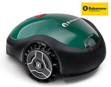 Bild zu Robomow Rasenmähroboter RX12U Halbautomatisch für 308,90€ (Vergleich: 348€)