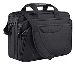 Bild zu KROSER Laptop Aktentasche (bis zu 17,3 Zoll, erweiterbar) für 31,99€