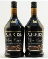 Bild zu 2 x A.H. Riise Rum Cream Liqueur 17% 0,7l für 23,95€ (Vergleich: 35,70€)
