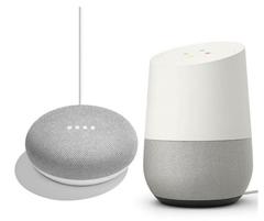 Bild zu Google Home + Google Home Mini für 99€ (Vergleich: 118,98€)