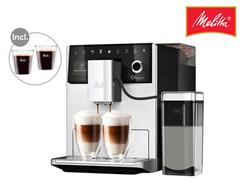 Bild zu Melitta CI Touch Kaffeevollautomat + 2 Espressogläser für je 608,90€ (Vergleich: 685,84€)