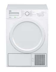 Bild zu Beko Green line-Serie DPS7205W3 Wärmepumpentrockner – 7 kg, Weiß, A++ für 299€ (Vergleich: 438,95€)