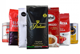Bild zu Kaffeevorteil: Probierpaket Hausfavoriten Kaffeebohnen (5,5 kg) für 55,24€ (Vergleich: 64,99€)
