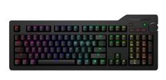 Bild zu Das Keyboard 4Q (Tastatur, schwarz, Cherry MX Brown) für 155,89€ (Vergleich: 203,99€)