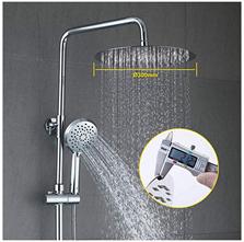 Bild zu Homelody Duschsäule mit Regendusche und Handbrause für 69,99€