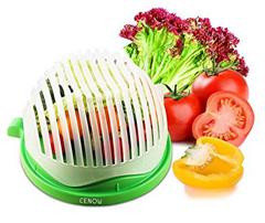 Bild zu Cenow Salatschneider (Salat in 60 Sekunden) für 9,09€