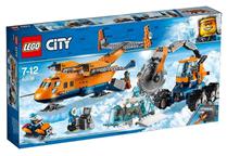 Bild zu LEGO City – 60196 Arktis-Versorgungsflugzeug für 49,99€ (Vergleich: 62,12€)