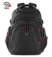 Bild zu KROSER Laptop Rucksack 17,3 Zoll mit USB Ladeanschluss für 28,59€