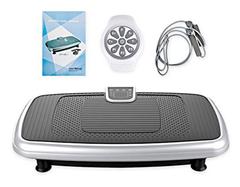 Bild zu FITRUN Fitness Vibrationsplatte mit Oszillationstechnologie und 30 Intensitätsstufen für 149,99€