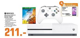 Bild zu Xbox One S 1TB Forza Horizon 4 Bundle + Huawei Y7 16GB in schwarz für 215,99€