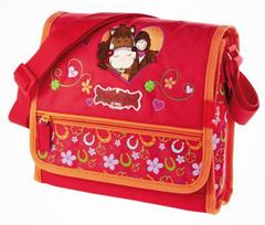 Bild zu Sigikid Kindergartentasche Pony Sue rot für 8,94€ (Vergleich: 16,88€)