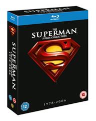 Bild zu Superman – Die Spielfilm Collection 1978-2006 [Blu-ray] für 10,83€ (Vergleich: 19,92€)